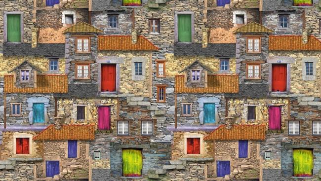 Casas de Xisto