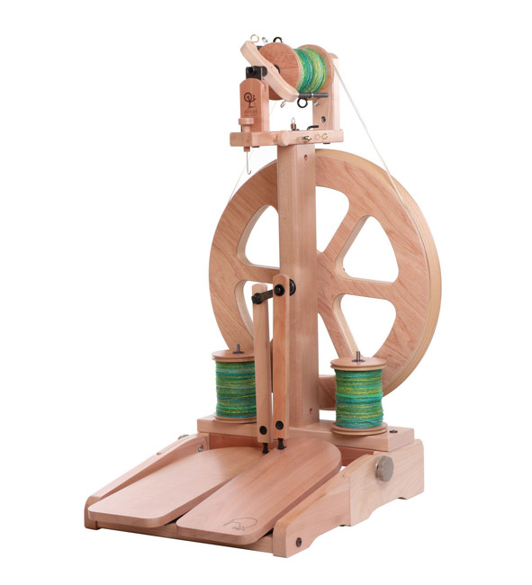 Picture of Spinning Wheel - Kiwi 3