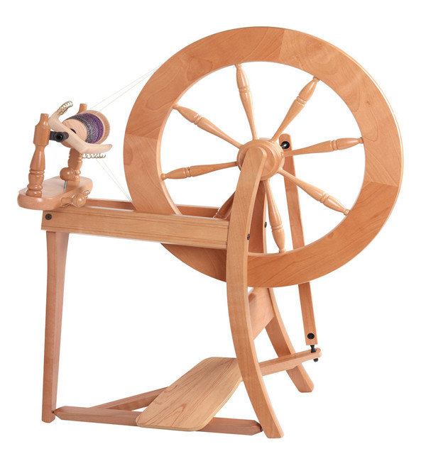 Picture of Traditional Spinning Wheel