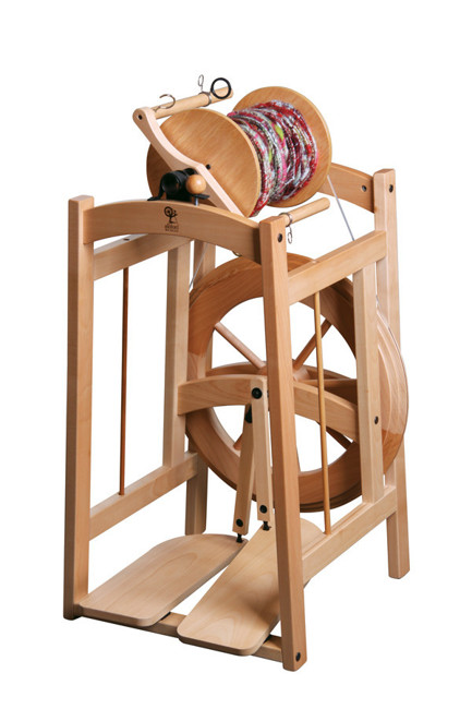 Picture of Country Spinner 2 Double Treadle Natural