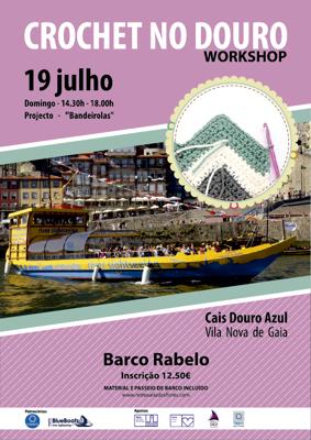 Evento no Rio Douro